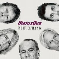 Cover Status Quo - And It's Better Now [2014]